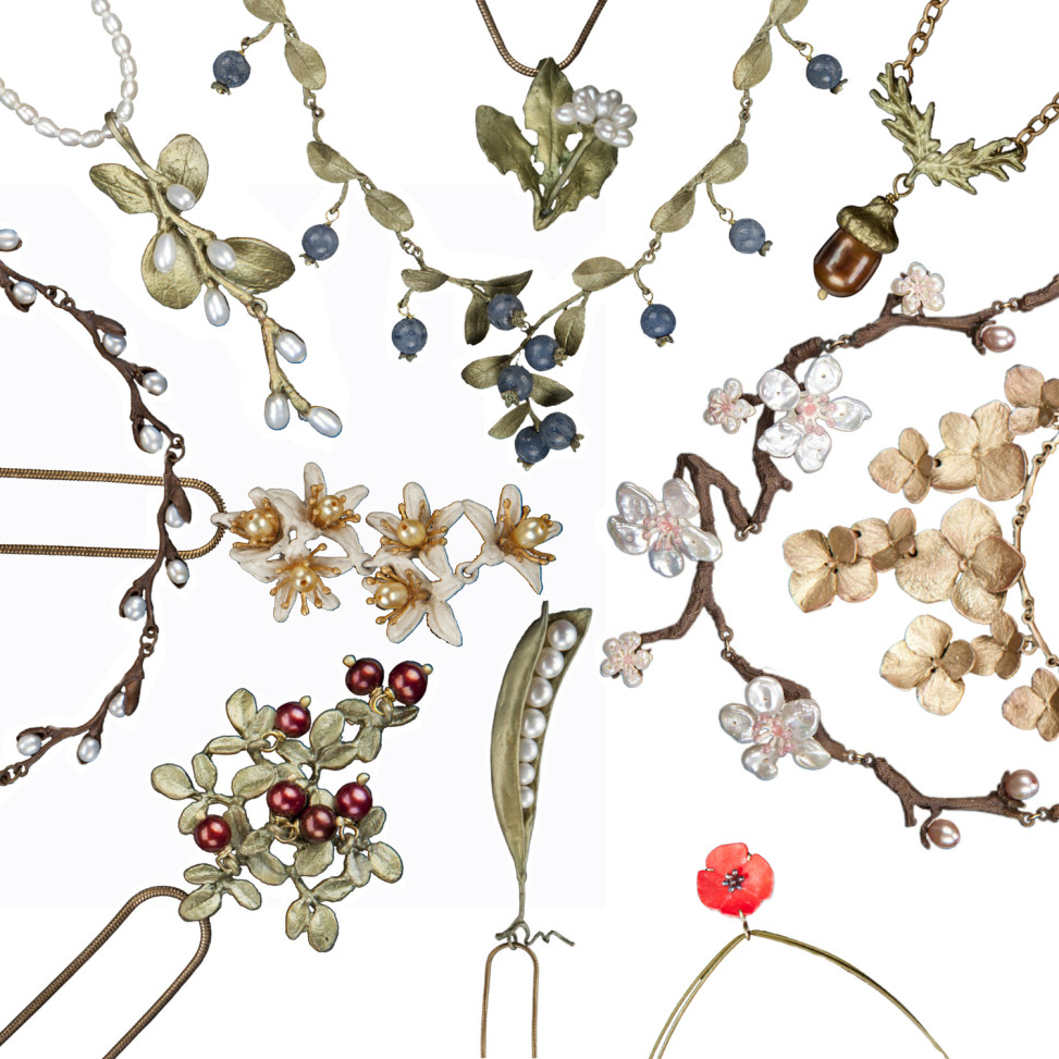 All Necklaces Collage