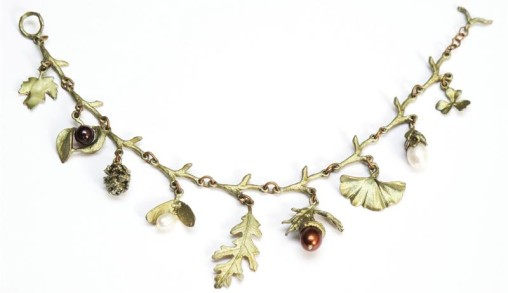 Tree Charm Bracelet