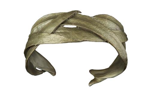 Eucalyptus Cuff Bracelet